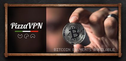 PizzaVPN.com Bitcoin Payments